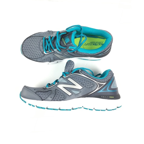 4bc5e3c6b677c New Balance 560 Tech Ride Running Shoes Gray Blue.  M_5b07673cf9e501c486c6e086